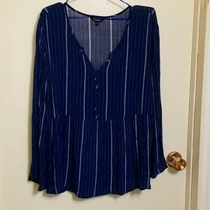 Boho Blouse with Bell sleeves